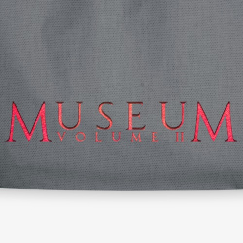 Museum Volume II - Drawstring Bag