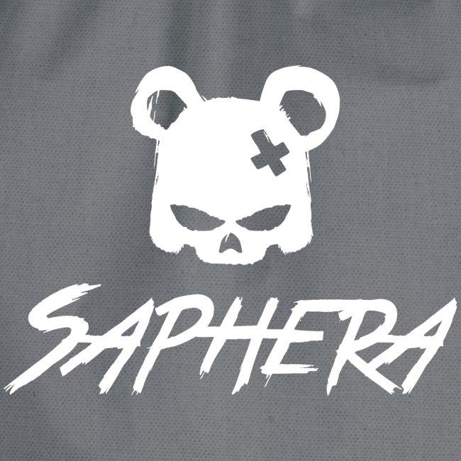 SAPHERA LOGO WHITE TRANS