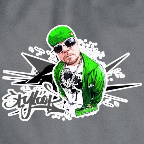 GREEN STYLOOP 2 - Turnbeutel