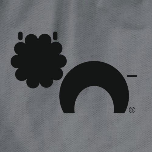Löwe - Turnbeutel