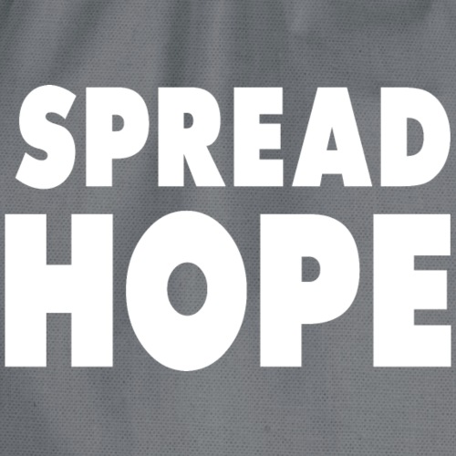 Spread hope - Gymtas