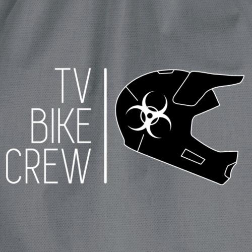 TVBikeCrew White - Sacca sportiva