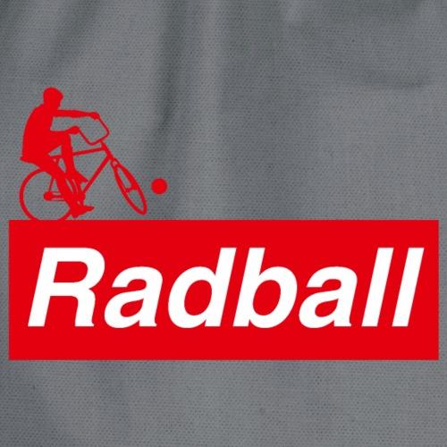 Radball | Red - Turnbeutel
