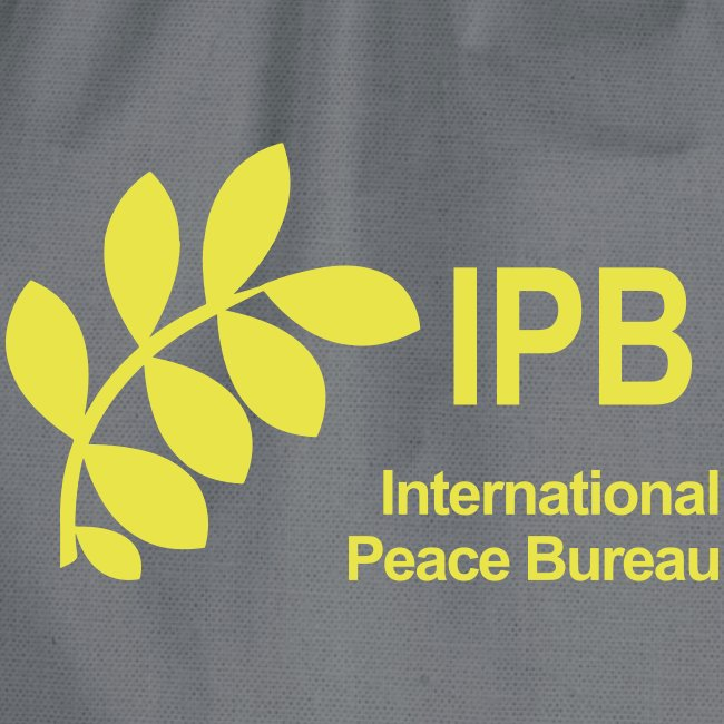 International Peace Bureau IPB Logo