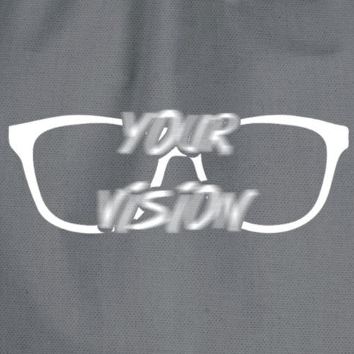 Vision - Drawstring Bag
