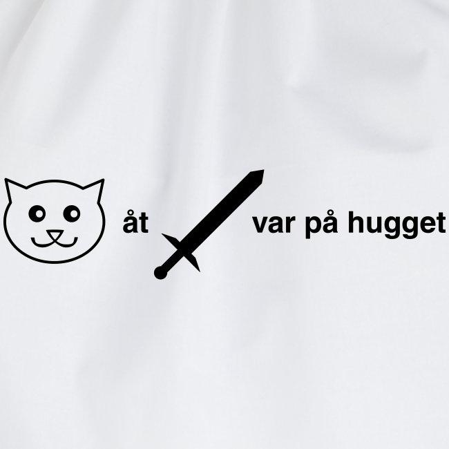 Katt åt svärd