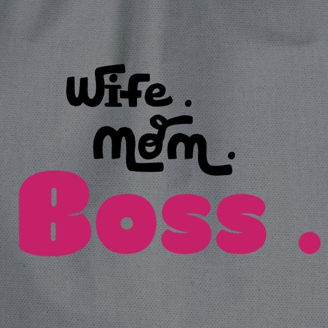 Ehefrau Mutter Boss