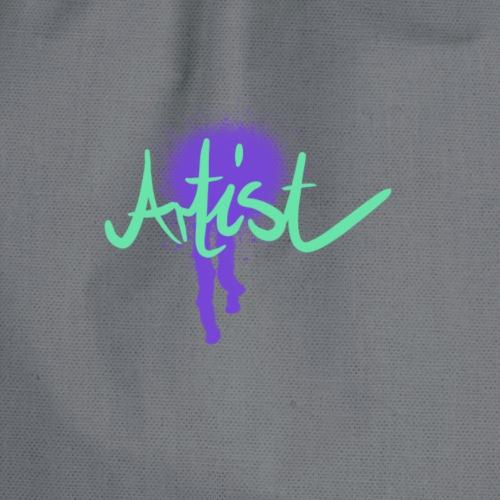 Artist Splash - Turnbeutel