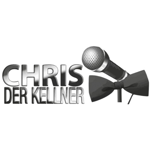 Chris der Kellner - Turnbeutel