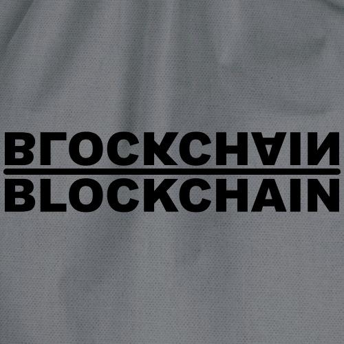 Blockchain mirrod - Turnbeutel