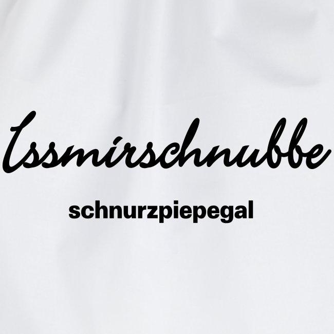 Issmirschnubbe
