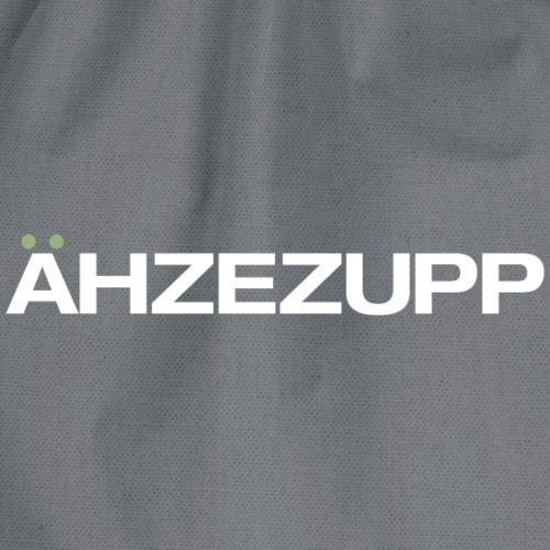ähzezupp - Erbsensuppe - Turnbeutel