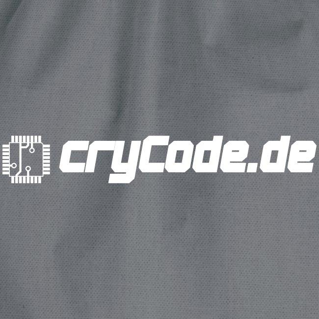 cryCode weiß