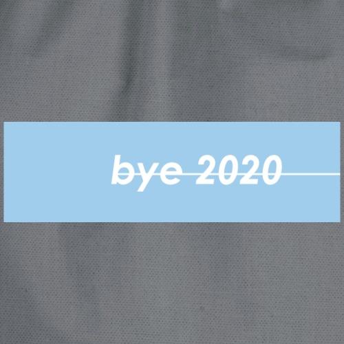 BYE 2020 - BLUESKYPINKLOVE - Turnbeutel