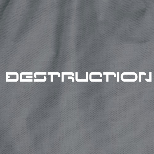 DESTRUCTIONRECORDS T/B - Sac de sport léger