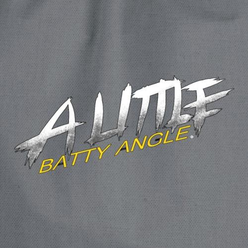 A Little Batty Angle - Gymnastikpåse
