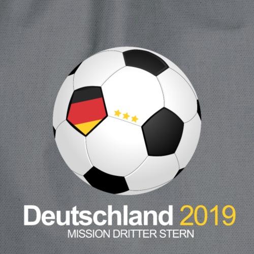 Deutschland Frauen Fussball WM 2019 - Turnbeutel