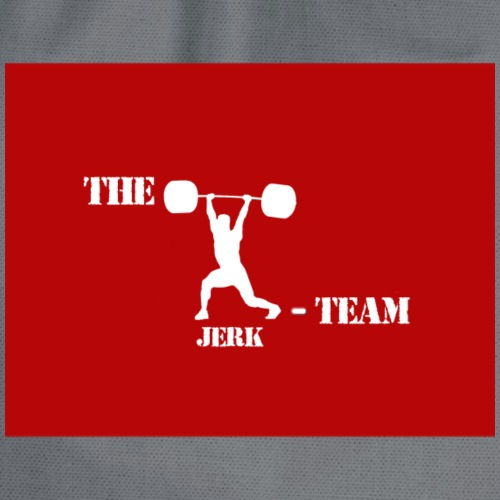 The Jerk Team - Mochila saco