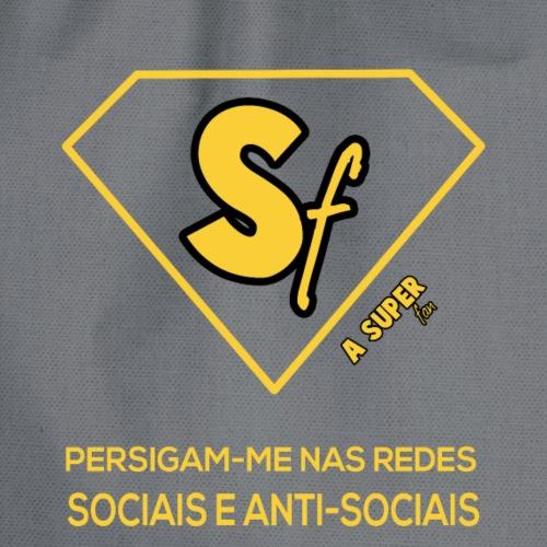 Persigam me nas redes sociais e anti-sociais