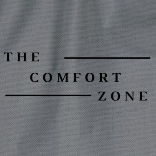 Logo zwart The Comfort Zone