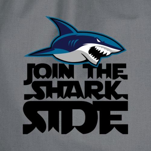 Join the shark side - Gymnastikpåse
