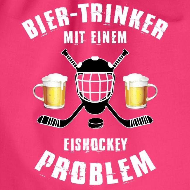 Bier-Trinker mit einem Eishockeyproblem!!