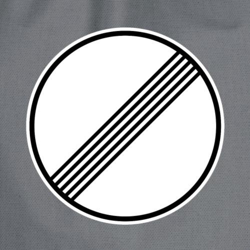 Ende aller Streckenverbote T-Shirt - Turnbeutel