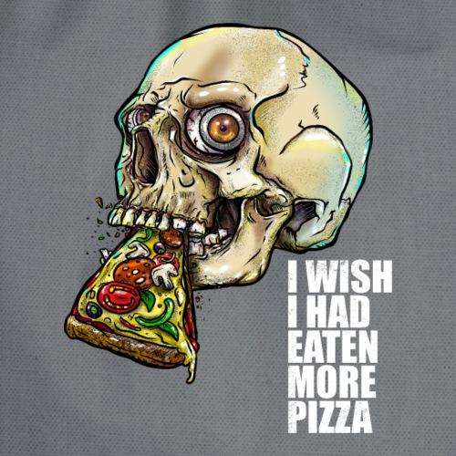 Pizza Skull - Gymtas