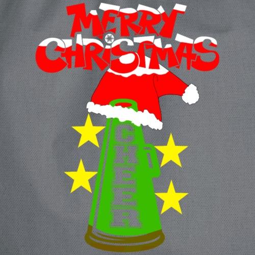 cheer Merry Chrismas 2 - Turnbeutel