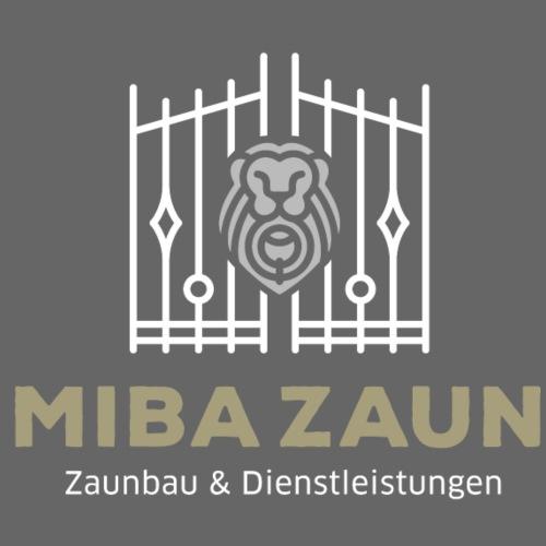 MIBA + Zaunbau (hell) - Turnbeutel