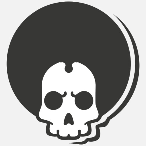 skull 002 - Sac de sport léger