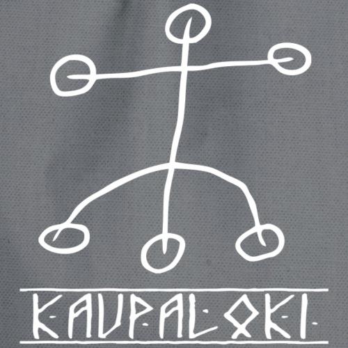 kaupaloki - Mochila saco