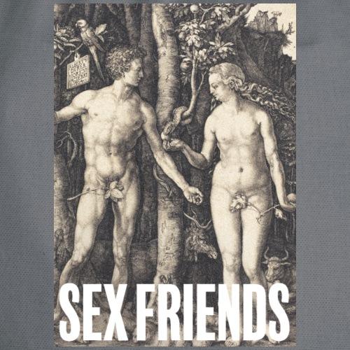 Adam Eve, premier sex friends - Sac de sport léger