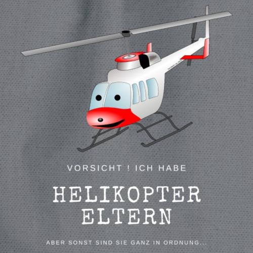 Helikoptereltern - Turnbeutel