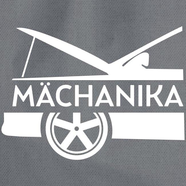 Vorschau: Mechanika - Turnbeutel