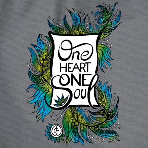One Heart One Soul - green