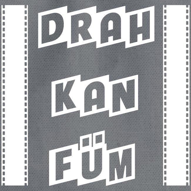 Vorschau: Drah kan Füm - Turnbeutel