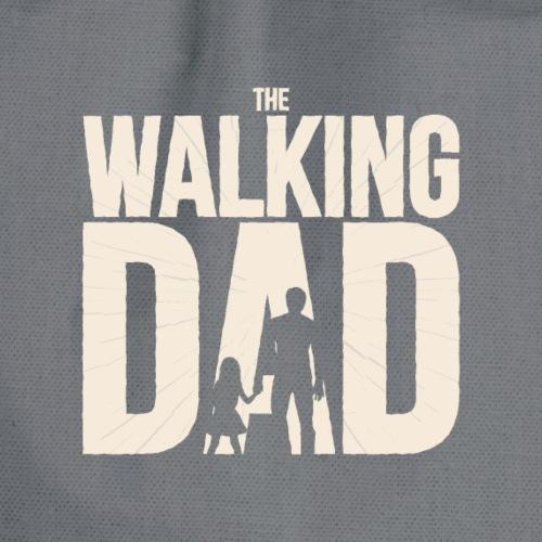 The walking Dad - Design für die besten Väter - Turnbeutel