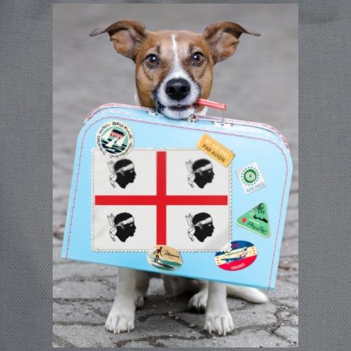 Quattro Mori cane - Sacca sportiva
