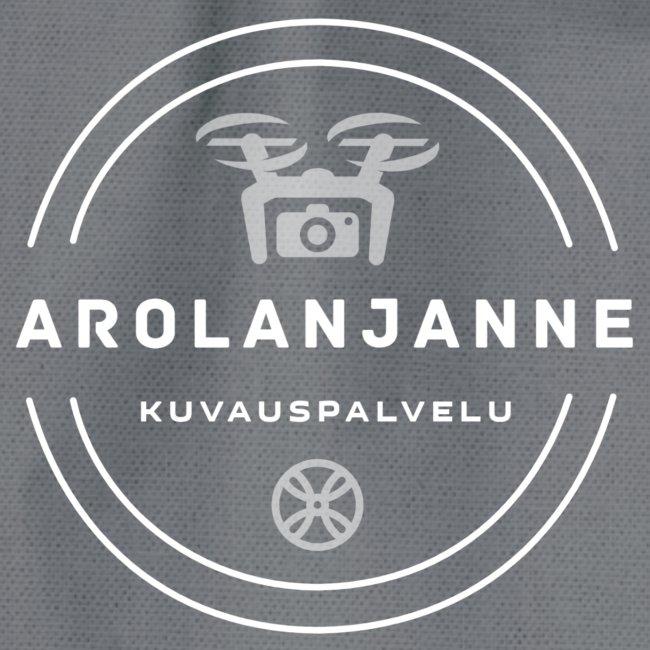 Janne Arola valkoinen - kuva edessä