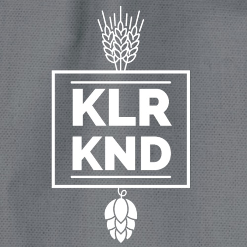 KLRKND - Turnbeutel