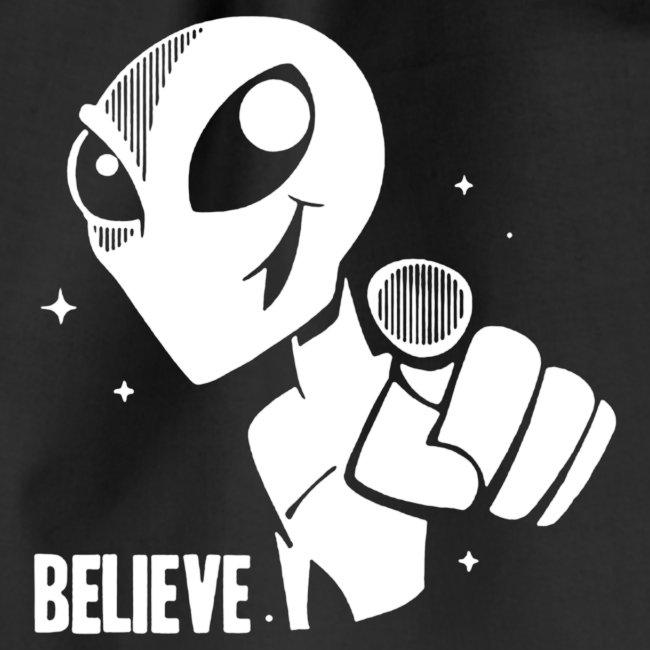 Alien glauben