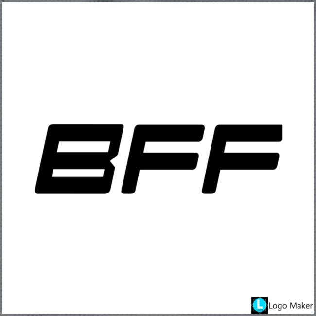 white BFF