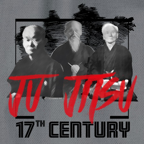 Ju Jitsu 17th Century - Turnbeutel