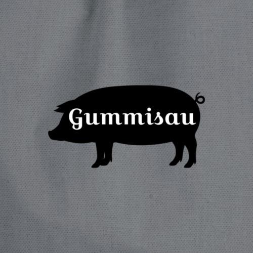 Gummisau - Turnbeutel