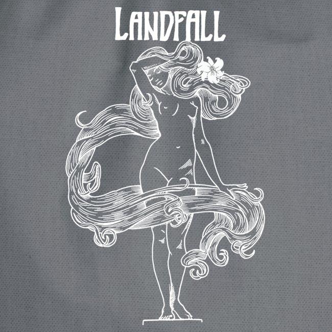 LANDFALL FLORA NEGRA BW
