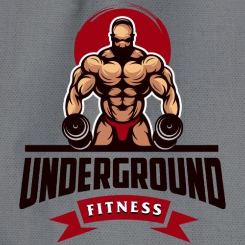 underground fitness - Turnbeutel