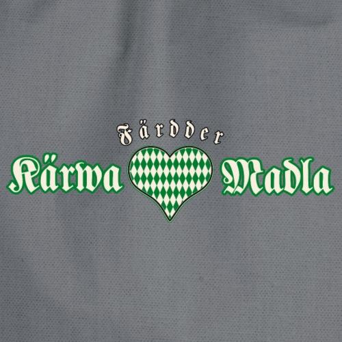 Faerdder Kaerwa Madla - Turnbeutel