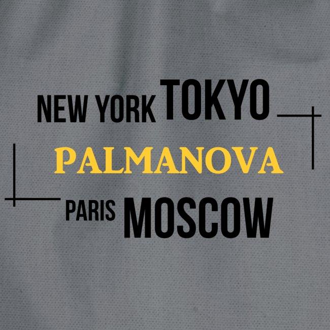 Palmanova City auf Mallorca