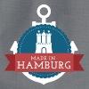Made in Hamburg - Turnbeutel